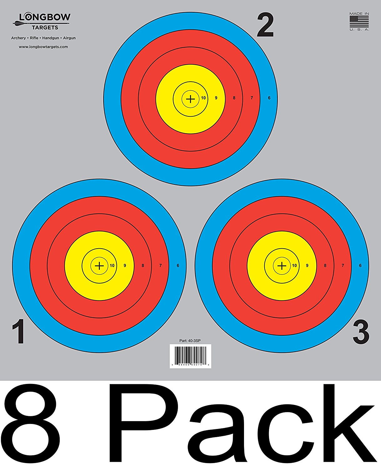 It's just an image of Adorable Printable Archery Targets
