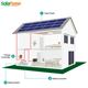 Supplier Assessment 15kw Off Grid Solar System Single Line Diagram for Home Electric Use