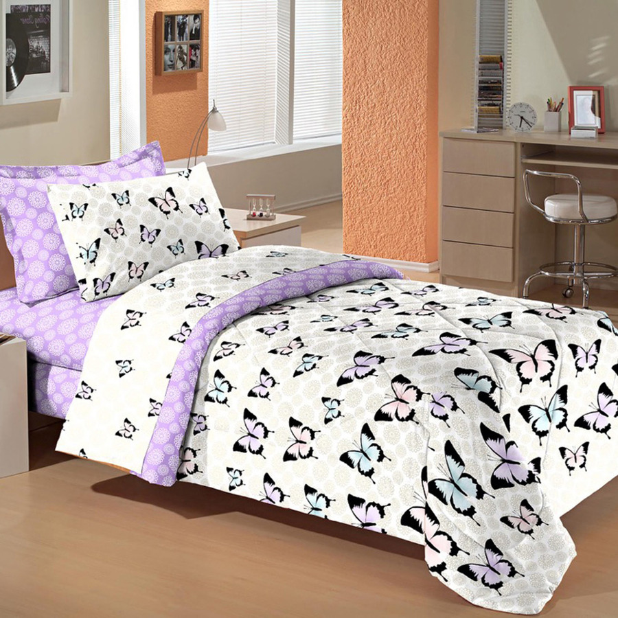 Christmas New year satin bedding set for Nikon Fluorescence Microscope