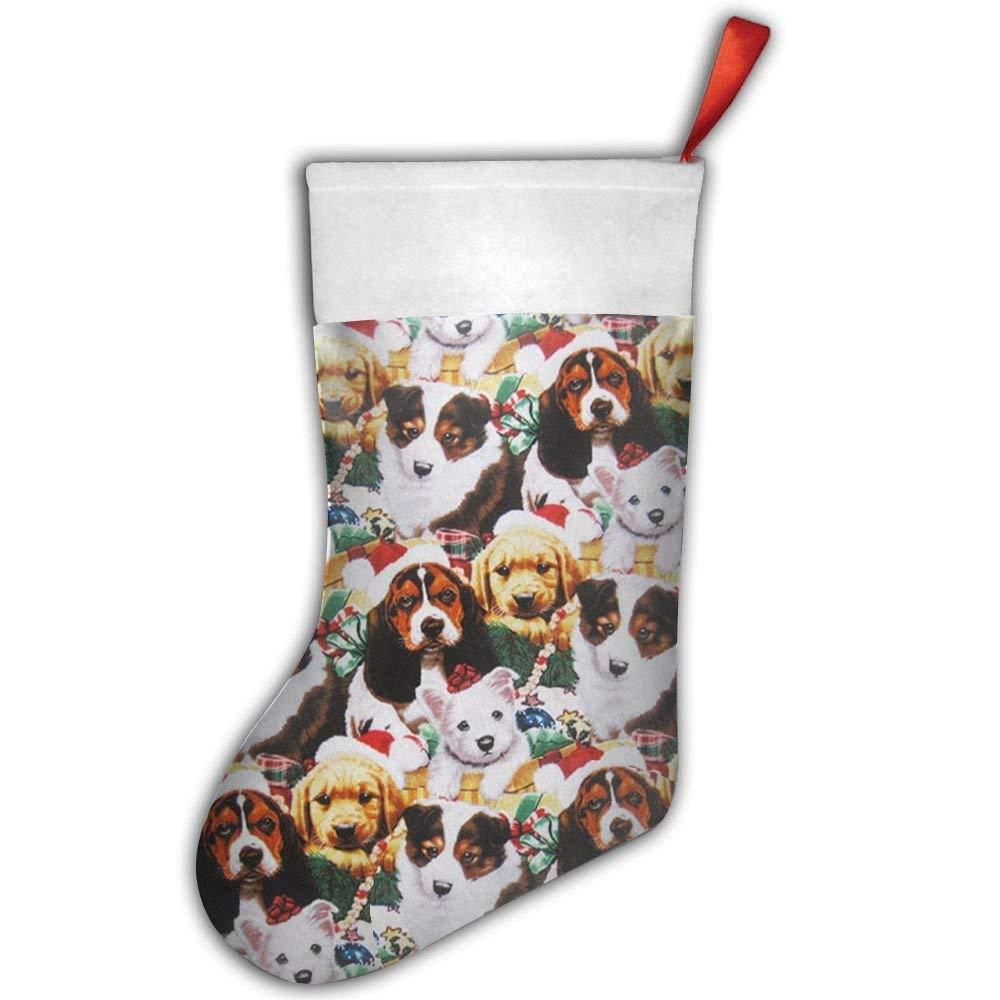 get quotations funny christmas dogs christmas hanging stockingassorted santa gift socks hanging accessories for xmas tree - Funny Christmas Socks