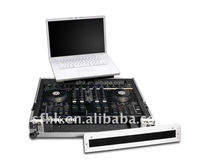 Flight Case For Native Instruments S4 Controller USA DJVMS4 Controller with Laptop Tray