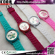 NEW 2017 Women's Fashion Bear Silicone Modern Watches For Girls