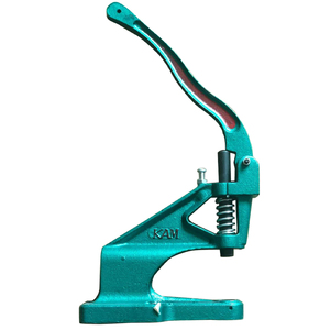 Manual Hand Press Eyelet Machine