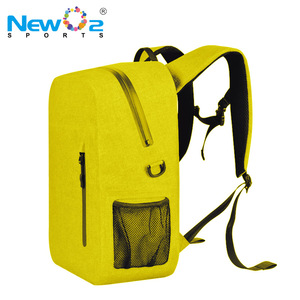 Wholesale professional welded seam laptop air tight floating sack backpack