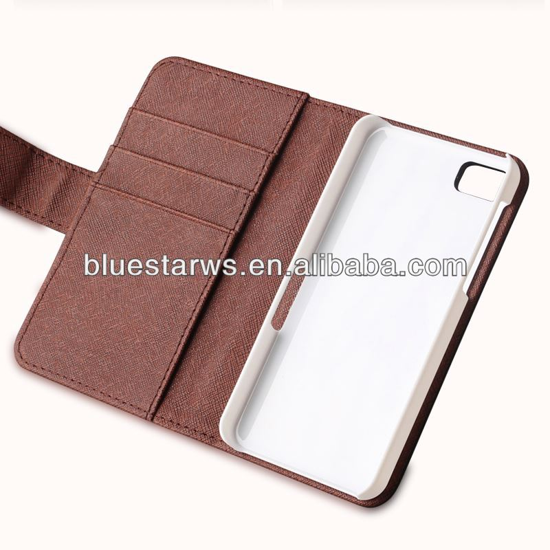 leather case oem plastic cover plastic case For Blackberry Z10 mobile phone smart phone tablet high quility