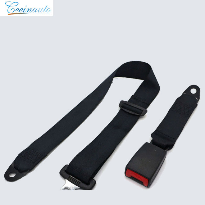 Car Interior parts car seat belt buckle holder two point bus safety buy seat belt