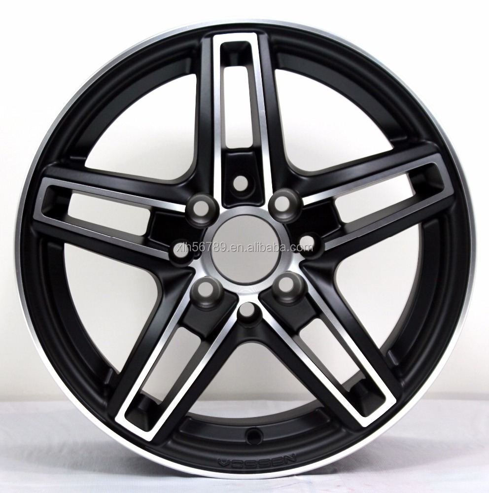 Top selling replica car alloy wheel rim 14 15 16 inch
