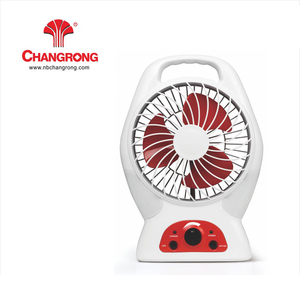 rechargeable mini solar powered outdoor fans