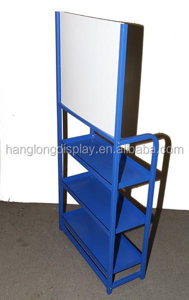oil 3tiershelf lubricant display rack