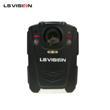 LS VISION H.264 Portable 3G 4G Mini Police Body Camera with 2 inch LCD