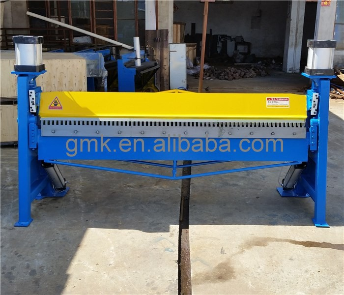 Pneumatic Metal Folding Machine,Pneumatic Sheet Metal Folding Duct ...