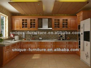 Attractive The Chinese Style Kitchen Cabinet Design/ Kitchen Cabinet Design Sample/  Hanging Kitchen Cabinet Design
