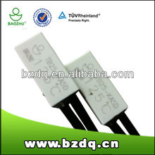 thermal overload protector switch thermostat