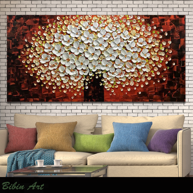 Natural <strong>Pictures</strong> Abstract Artwork Long Wall Art Painting