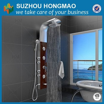 Electronic Shower Control Panel , Shower Surround Panel