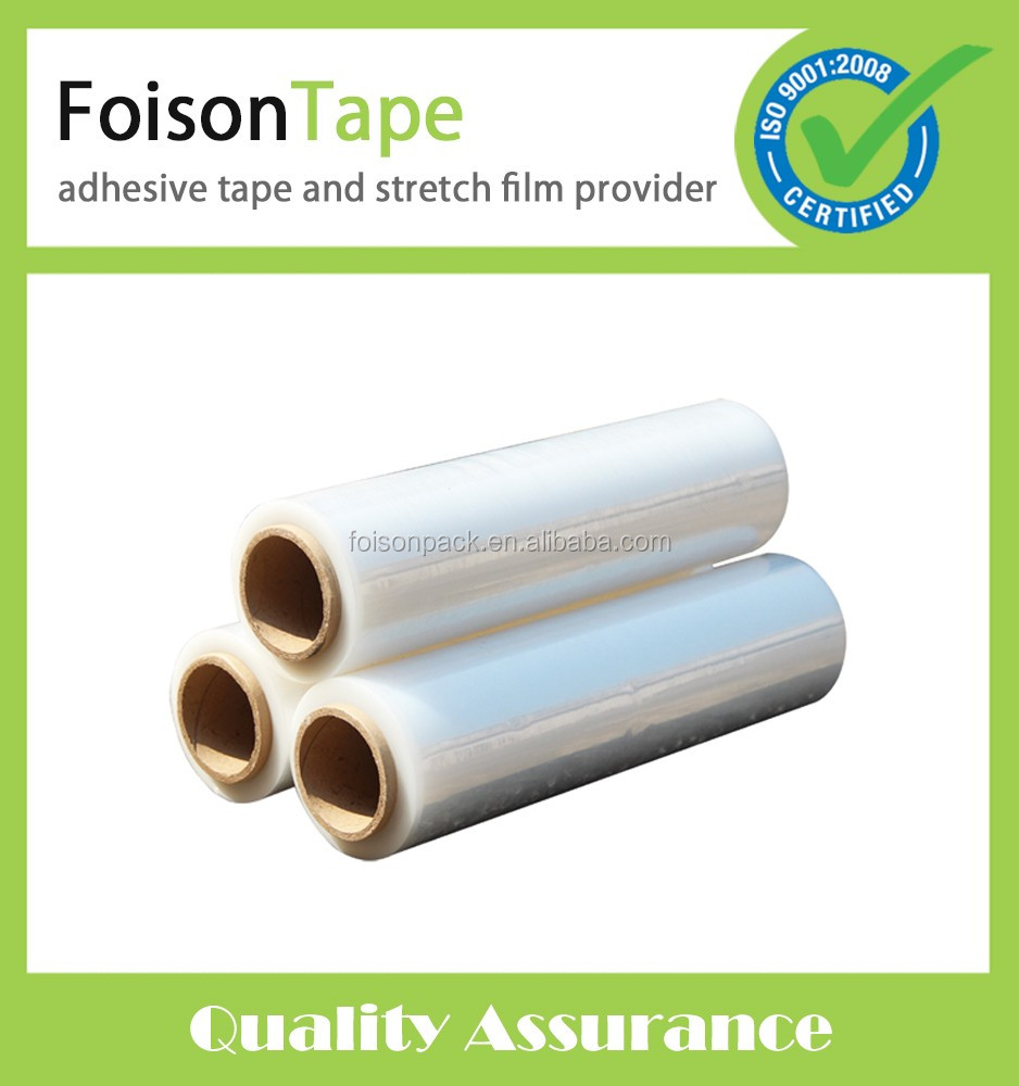 China Recycle Jumbo Roll Stretch <strong>Film</strong>
