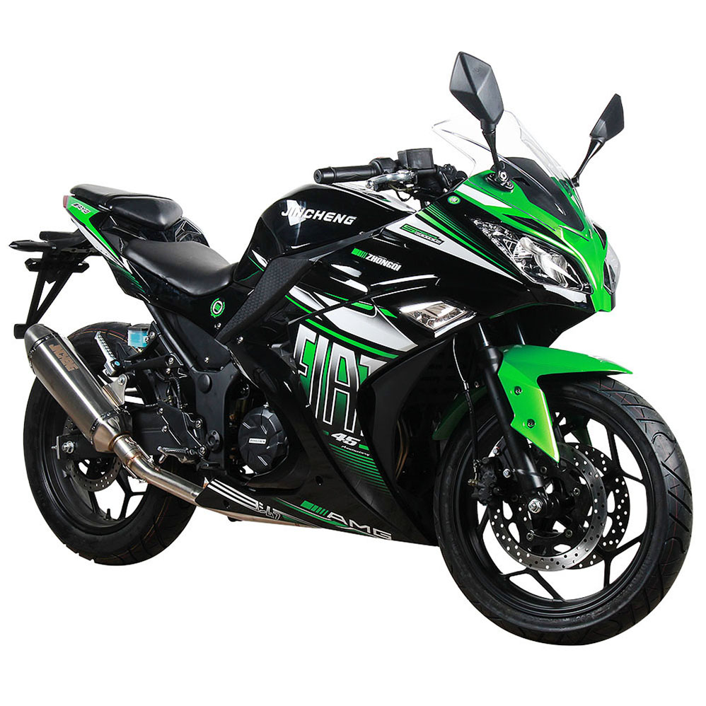 400cc African Automatic Transmission Motorcycle With Gas View 400cc