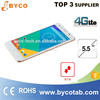 cheap durable mobile phone/4 core 4g android 4.4 mobilephones/china mobile phone free shipping