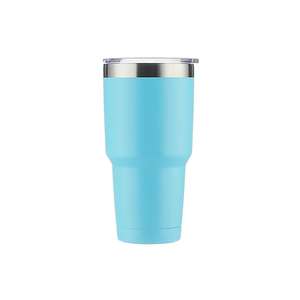 20oz 30oz insulated stainless steel ozark trail tumbler