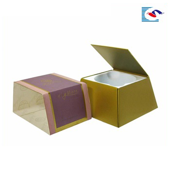 Customize high quality tissue paper cosmetic box with best price