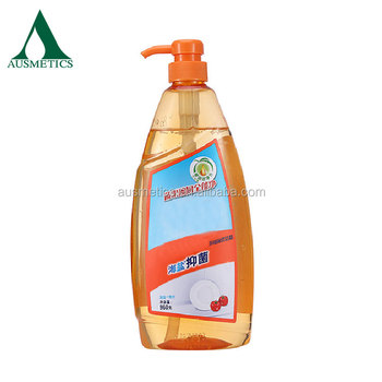 OEM factory suppy high efficiency dishwashing detergent