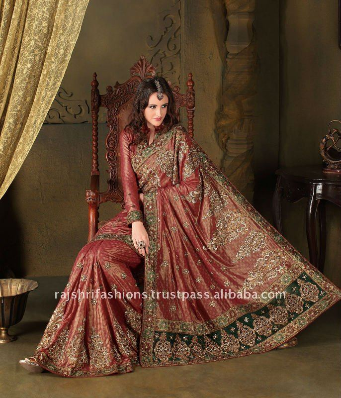 Royal Wedding Silk Sarees
