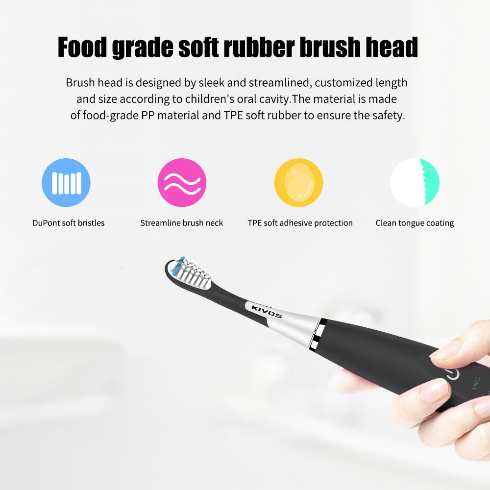 Shenzhen fabriek aangepaste sonische elektrische tandenborstel