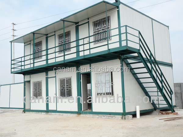 CANAM-Prefabricated modern steel cabin kits house for sale