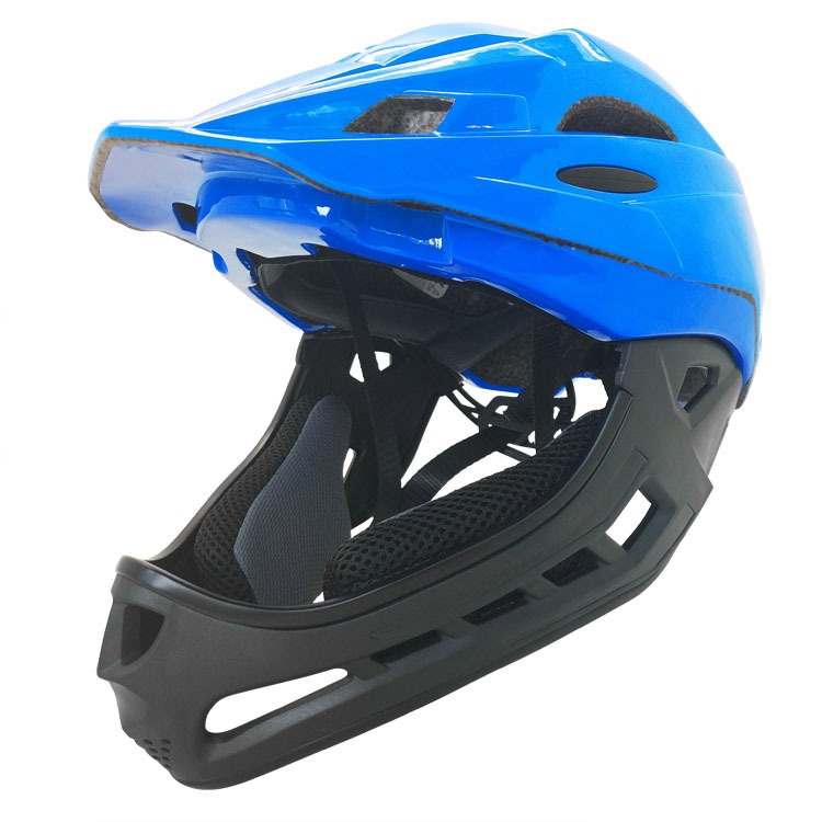 Removable Interior Open Face Helmet 11