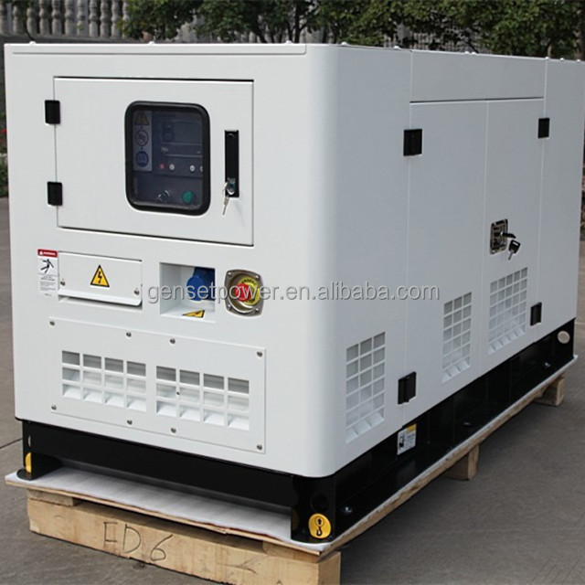 25 kva Silent Generator Diesel 20 kw with Cummins Engine