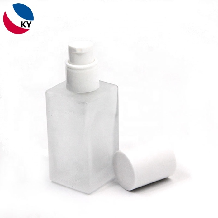 Foundation White 30ml Glass <strong>Bottle</strong> 5000 Pieces