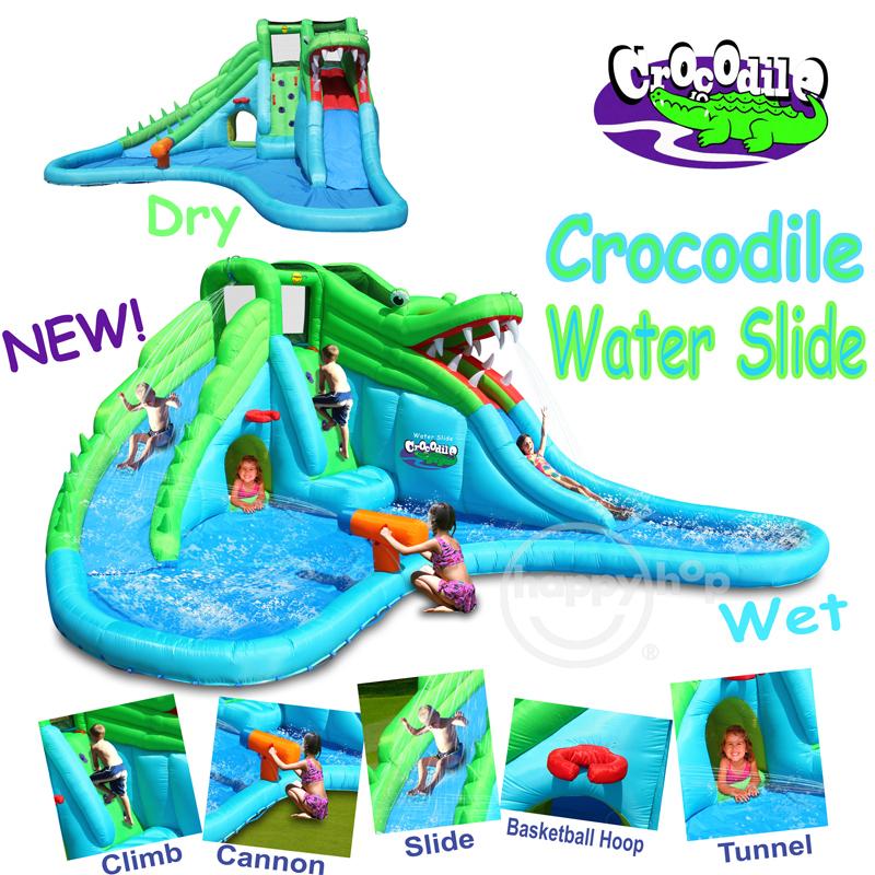 Happy hop inflatable bouncer 9517 giant children for Happy hop inflatable water slide