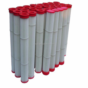 Ptfe Coating Water And Oil Repellent Spunbonded Polyester Self Cleaning Air Filter