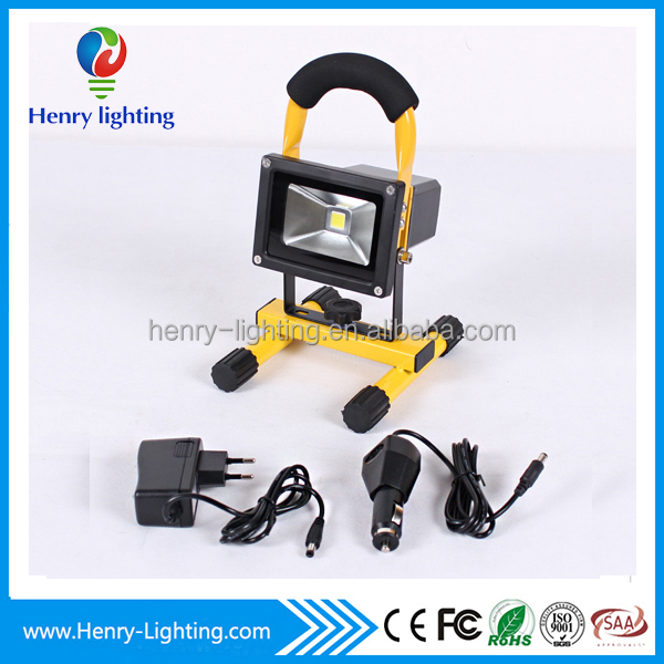 Wholesale High quality 10w rechargeable LED Flood Light, New ...