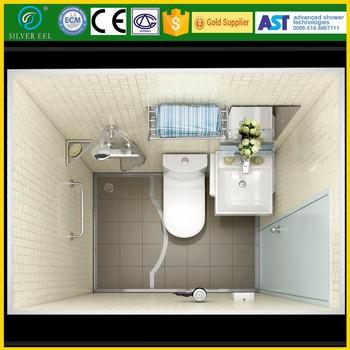 New Style Smc Modular Bathroom Units Manufacturer Price