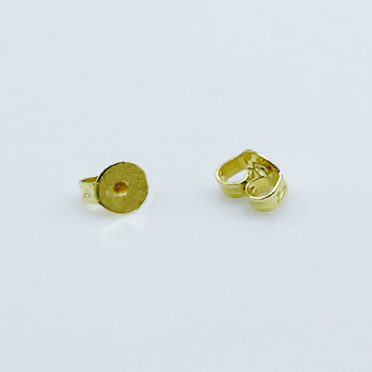 beadsnice stud backs wholesale brass jewelry earring