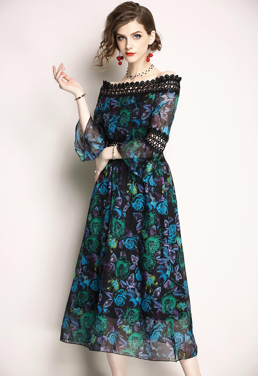 e07be9d455fa Wholesale-Peacock-Print-Silk-Chiffon-Dress.jpg