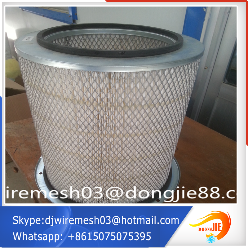 honeycomb car air filter customized