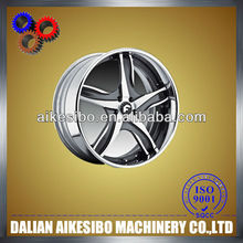 3 Piece Car Forged Alloy Steel Wheel