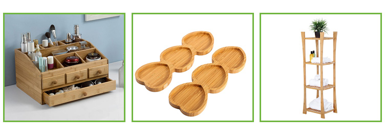 High Quality bamboo utensil set 5