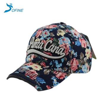 4a675393 Wholesale Full Sublimation Print Heat Transfer Polyester Baseball Cap