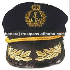 Branded Sailor Captain Hats Cap