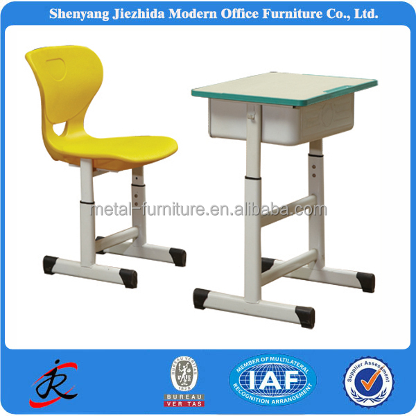 Modern School Desk And Chair Primary Junior Student Desk And Chair ...