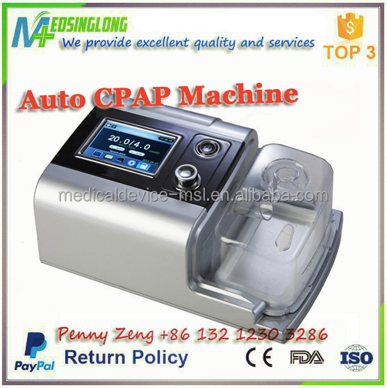 CPAP/Auto CPAP/BiPAP Breathing Machines for Sleep Apnea/Preterm Infants - MSLC Series