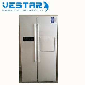 Wholesale 12v 24v 36v Solar Refrigerator Fridge Freezer for Household Kitchen with Cheap Price