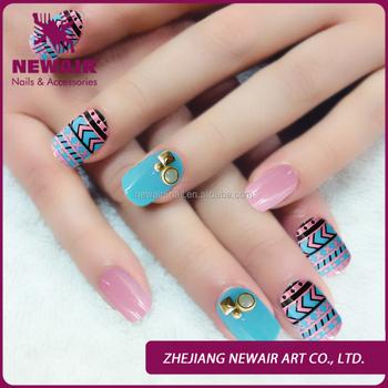 Nail Acrylic Tips Fashion Fake Fingernails Best Nail Tips For Gel ...