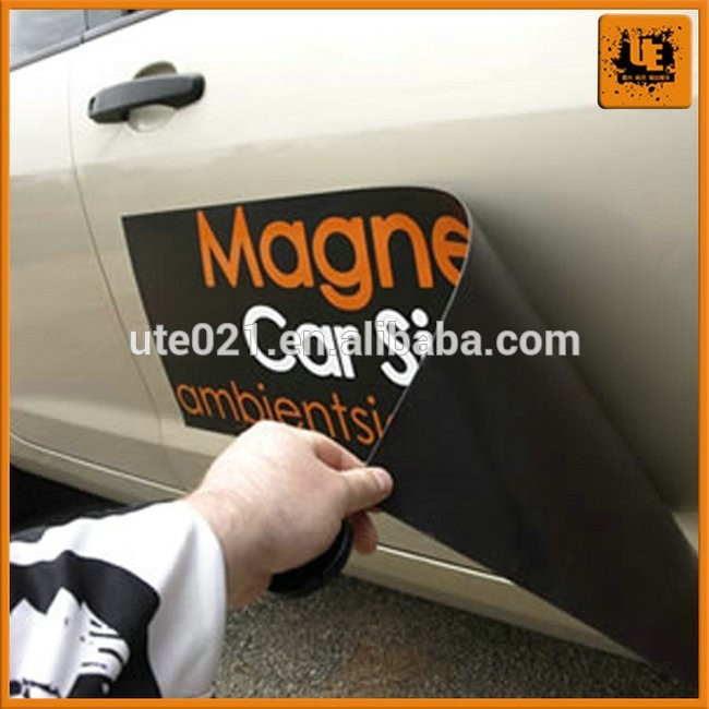 Custom car magnets magnetic signs car door magnet sticker