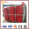 Plasma gasification waste gas purification