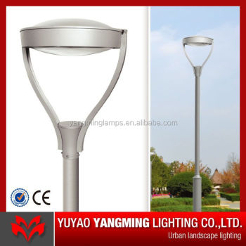 Outdoor Led Garden Lighting Park Square Style