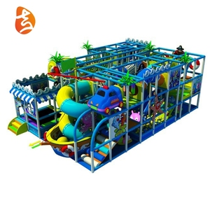 Best Quality Kids Soft Play Area Indoor Daycare Playground Equipment